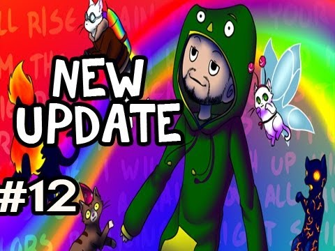 Techno Kitten Adventure: Indie Game w/Nova #12 - Popaganda Pack Update