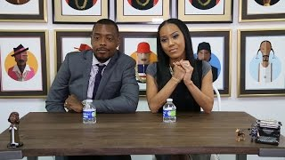 getlinkyoutube.com-Brandi & Max Talk TheirRole On Love & Hip Hop Hollywood.