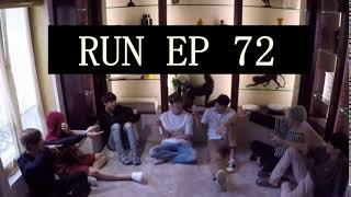 RUN BTS Ep 72 (Engsub)