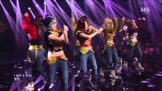 getlinkyoutube.com-[HD] 130127 SNSD - I Got A Boy @ Inkigayo