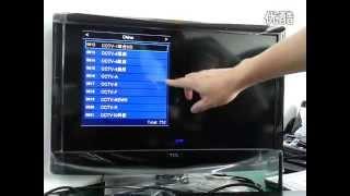 getlinkyoutube.com-2014 Best Set Top Box S18 DVB-S2+IPTV DLNA 2000 Free IPTV Channels PC Edition Basic Function