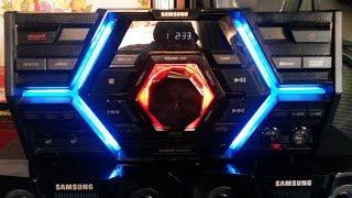 Mini System Samsung 1500w Rms Mx js5000