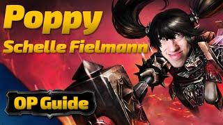 Poppy OP Guide: Schelle Fielmann