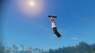 getlinkyoutube.com-EXTREME FLIGHT GLITCH (Skate 3 Glitches Funny Moments)