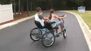 getlinkyoutube.com-Team dual trike, is a side by side, three wheel tricycle.
