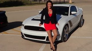 getlinkyoutube.com-2014 Roush Stage 3 Mustang Aluminator Phase 3 @ Rogers Ford in Midland Texas 1(800)583-8801