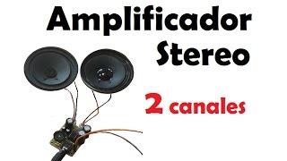 getlinkyoutube.com-Kit mini amplificador stereo de dos canales