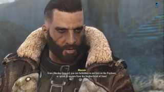 getlinkyoutube.com-Fallout 4: Paladin Danse True Identity(PS4/1080p)