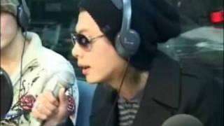 getlinkyoutube.com-Park Hyo Shin 박효신 091102 Radio _이름 모를 새 (Nameless bird)