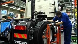 getlinkyoutube.com-Production of Volvo Truck 2012