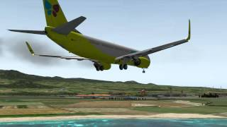 getlinkyoutube.com-MiSO X-Plane Jeju International Airport(Republic of Korea)
