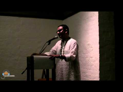 'WHY FAIZ SPEAKS TO ME' A TALK BY SAIF MAHMOOD PART 01 (HINDUSTANI AWAAZ TALK SERIES)