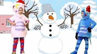 getlinkyoutube.com-Песенки для детей - Новогодний сборник песен Кукутики праздничные веселые песни