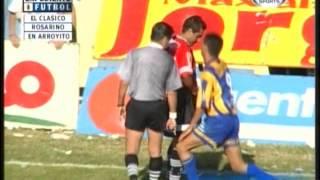 getlinkyoutube.com-Rosario Central 4 Newell's 0 Torneo Apertura 1997 Los goles del Canalla
