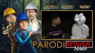 Ngakak !!! Official Warkop DKI Reborn: Jangkrik Boss Part 2 PARODI BY BEDUGAL NYANTRI