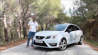 getlinkyoutube.com-Prueba SEAT Ibiza Cupra - ActualidadMotor