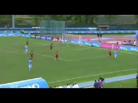 Napoli - Bayern Monaco 3-2 - Goals & Highlights - Ampia Sintesi amichevole 20/07/2012