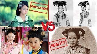 getlinkyoutube.com-Chinese TV Dramas vs. Reality: What Chinese Royalty Really Looked Like