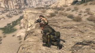 MGSV: Quiet - A Partner's Guide