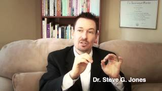 How Do You Change Negative Thoughts Into Positive Ones? (Dr. Joe Vitale asks Dr. Steve G. Jones)