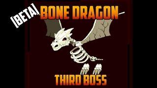 getlinkyoutube.com-Starbound - Bone Dragon boss kill [Beta]