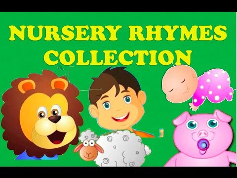 Nursery Rhymes Collection Vol 1 | 40 Nursery Rhymes For Chil