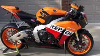 getlinkyoutube.com-2013 Honda CBR1000RR Repsol Edition