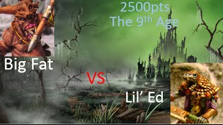 getlinkyoutube.com-6 Ogre Khans vs The Undying Dynasties: The 9th Age