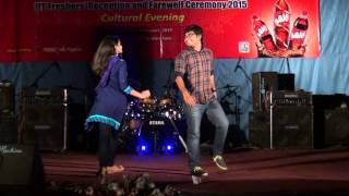 Dance performed by IIT, DU BSSE 4th batch students