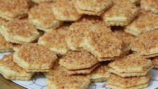 getlinkyoutube.com-صابلي سهل بالكوك مع طبخ ليلى / حلويات العيد
