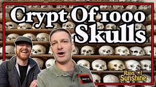 getlinkyoutube.com-In A Crypt With 1000 Skulls! (59)