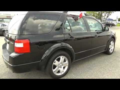 2006 ford freestyle sel awd start up engine and in depth. Black Bedroom Furniture Sets. Home Design Ideas