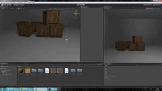 getlinkyoutube.com-Урок №2 Unity3d открытие, закрытие, дверей!