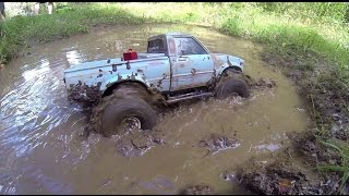 getlinkyoutube.com-Fall Crawl PT.2-Spider lake-RippiN'N'RolliN RC club-Axial Wraith deadbolt Honcho