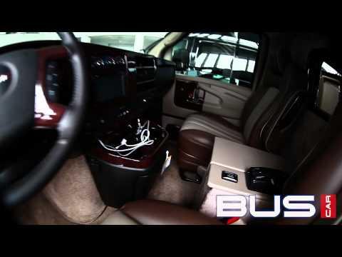 Шевроле Экспресс (Chevrolet Express,Gmc Savana)