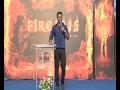 Fire 2015 - Youth Meeting - Pr.Gersson Edinbaro