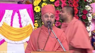 Bhuj Hari Krishna Maharaj's 151st Patotsav - Shreemad Satsangi Bhushan - Day 5 Afternoon
