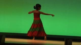 getlinkyoutube.com-Aaja Nachle - TJ's first Solo Dance 6 years old...