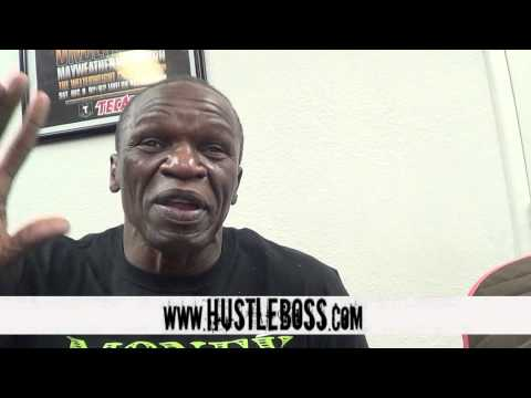 Mayweather Sr. reveals whether he and Floyd should be Trainer and Fighter of the Year for 2013
