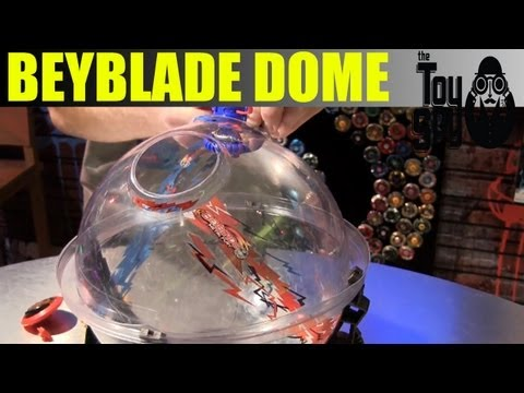 Beyblade Destroyer Dome - 2012 New York Toy Fair - The Toy Spy