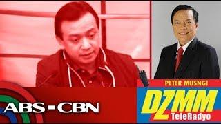 No hard feelings after 'persona non grata' label, Trillanes says