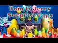 TOM AND JERRY Cartoon Network Surprise Eggs Scooby Doo and Tom and Jerry Surprise Eggs Video