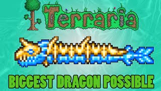 getlinkyoutube.com-Terraria: How to get the Longest Dragon Possible and Max Summons