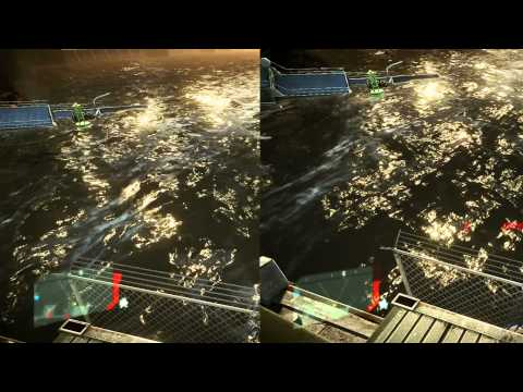 Crysis 2 Ultra Graphics patch, comparison and giveaway