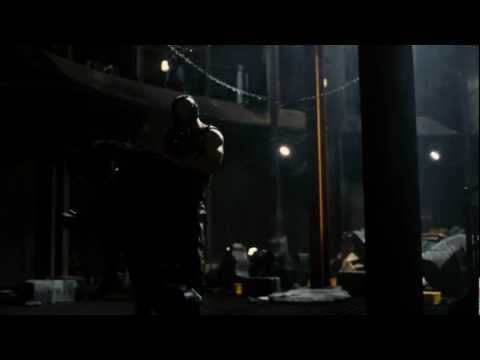 The Dark Knight Rises - Bane Vs Batman First Fight Blu-Ray 1080p