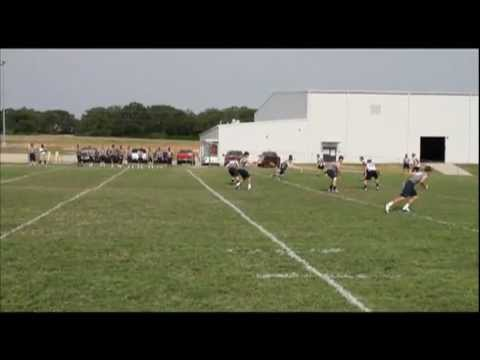 ESD 7 0n 7 Varsity Football - 2012-Remix