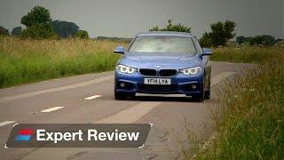 getlinkyoutube.com-BMW 4 Series Gran Coupe car review