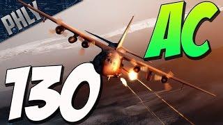 getlinkyoutube.com-AC-130 GUNSHIP IN WAR THUNDER (War Thunder User Made Gameplay)