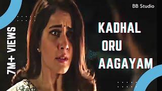 Kadhal Oru Aagayam _ Tamil video song _ imaikka Nodigal _ BB Studio