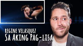 Regine Velasquez - Sa Aking Pag-Iisa Music Video   REACTION